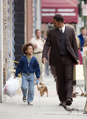 The Pursuit of Happyness Photo 2 - Large