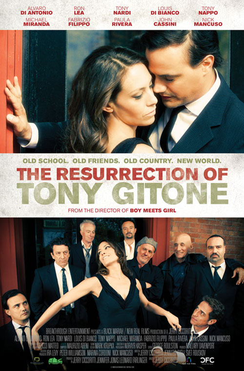 The Resurrection of Tony Gitone Photo 1 - Large