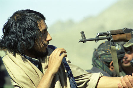 Riz Ahmed as Shafiq Rasul in Michael Winterbottom and Mat Whitecross' THE ROAD TO GUANTANAMO. - Large