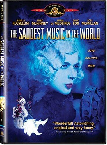The Saddest Music in the World Movie Poster