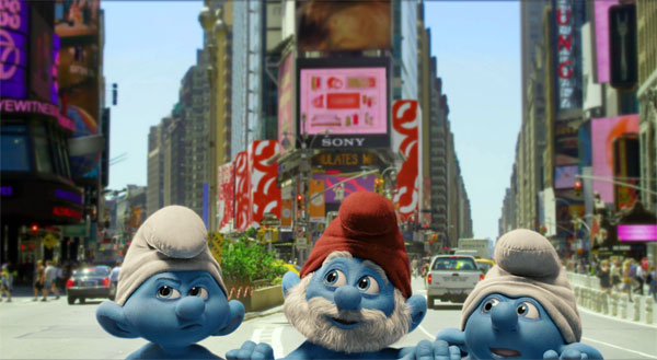 The Smurfs Photo 3 - Large