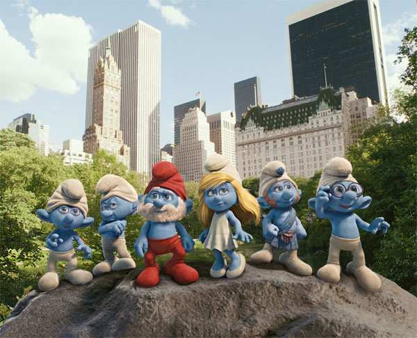 The Smurfs Photo 25 - Large