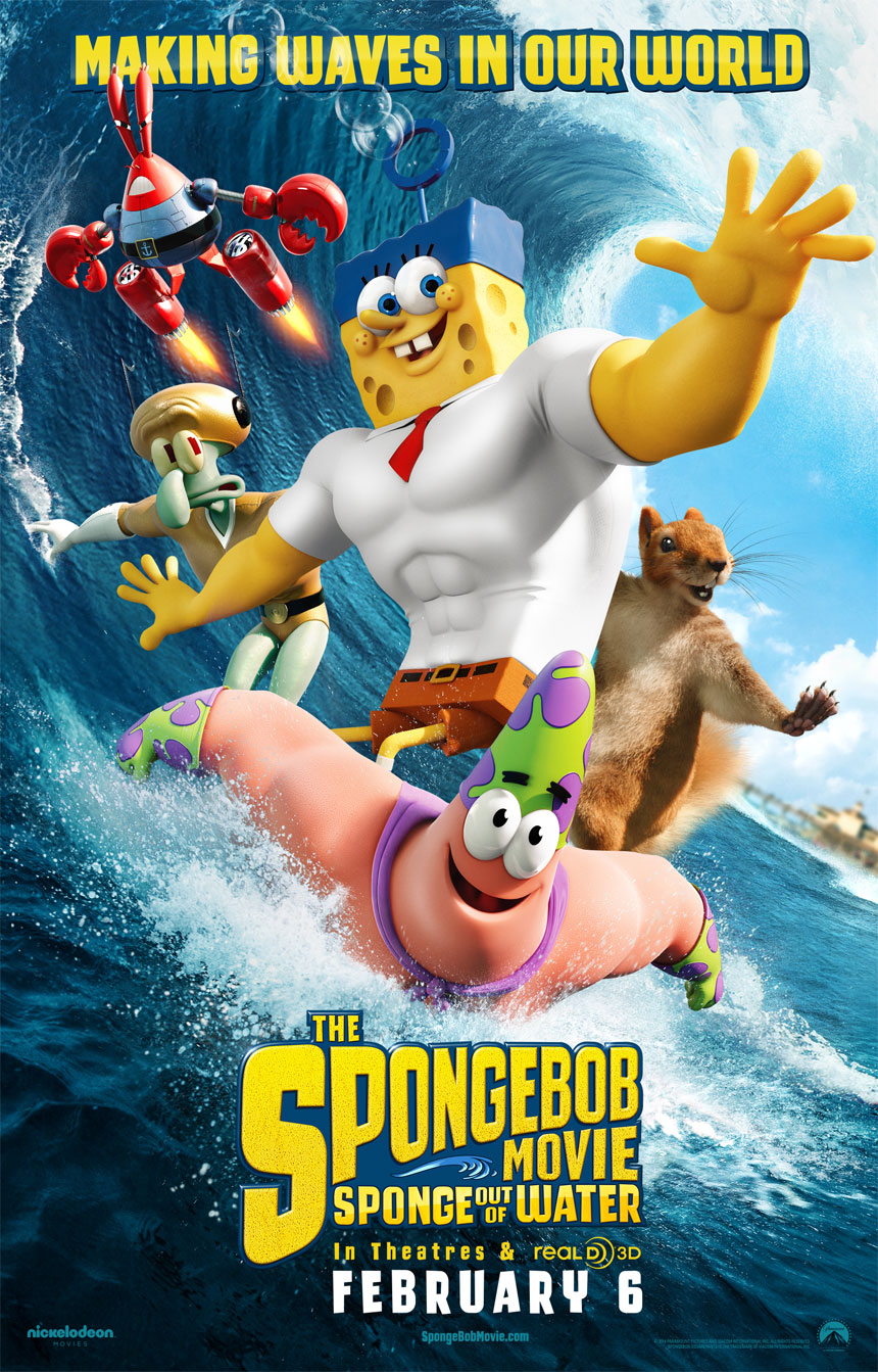 The SpongeBob Movie: Sponge Out of Water Photo 27 - Large