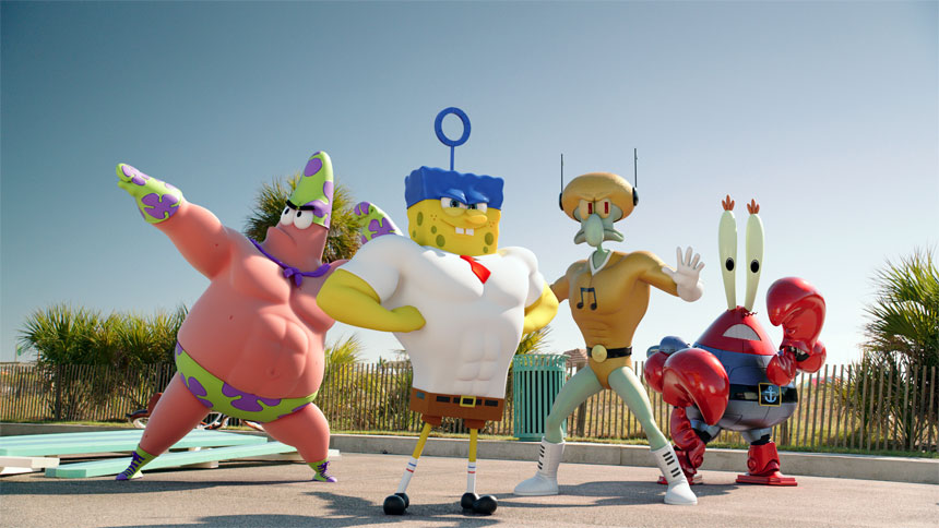 The SpongeBob Movie: Sponge Out of Water Photo 24 - Large