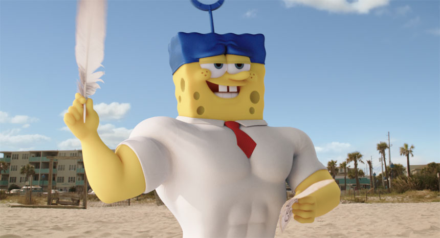 The SpongeBob Movie: Sponge Out of Water Photo 14 - Large
