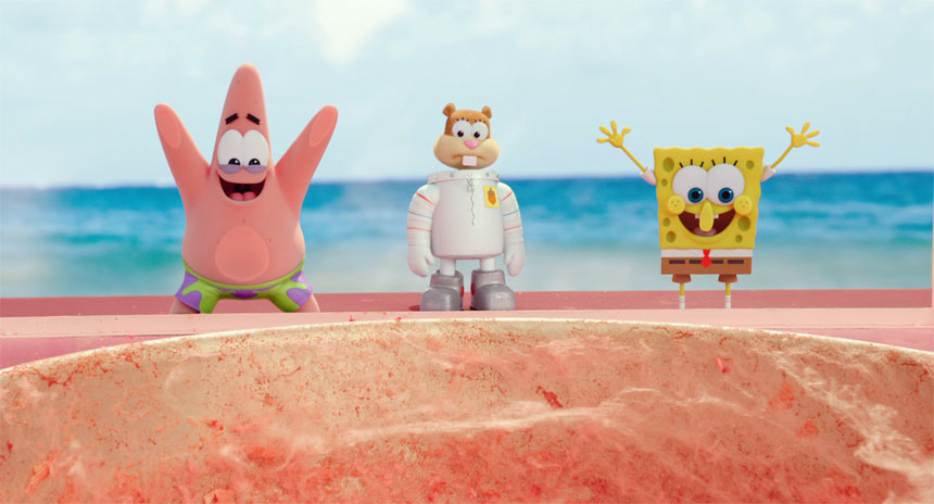 The SpongeBob Movie: Sponge Out of Water Photo 3 - Large