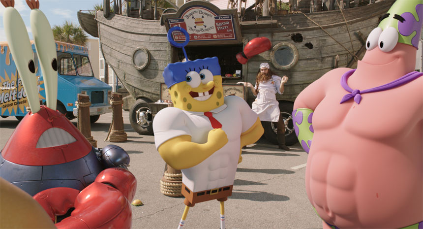 The SpongeBob Movie: Sponge Out of Water Photo 22 - Large