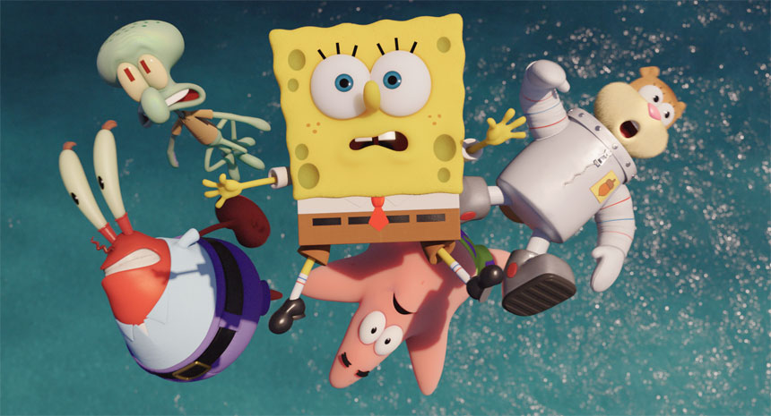 The SpongeBob Movie: Sponge Out of Water Photo 12 - Large