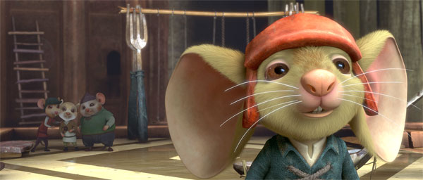 The Tale of Despereaux Photo 23 - Large