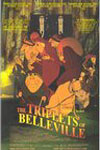 The Triplets of Belleville Movie Poster