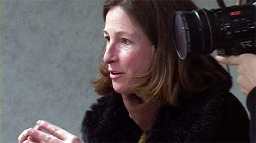 Director Deborah Scranton. - Large