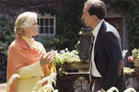 "ELLEN BURSTYN stars as Sister Summersisle and NICOLAS CAGE stars as Edward Malus in Alcon Entertainment and Millennium Films' ""The Wicker Man,"" distributed by Warner Bros. Pictures."