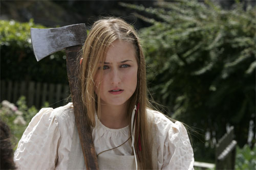 """LEELEE SOBIESKI as Sister Honey in Alcon Entertainment and Millennium Films' """"The Wicker Man,"""" distributed by Warner Bros. Pictures. The film stars Nicolas Cage and Ellen Burstyn.  - Large"""