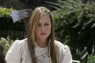 "LEELEE SOBIESKI as Sister Honey in Alcon Entertainment and Millennium Films' ""The Wicker Man,"" distributed by Warner Bros. Pictures. The film stars Nicolas Cage and Ellen Burstyn."