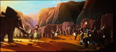 The Wild Thornberrys Movie Photo 1 - Large