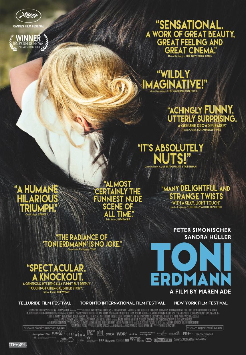 Toni Erdmann Large Poster