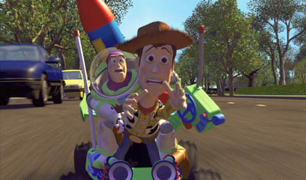 Toy Story & Toy Story 2 Double Feature in Disney Digital 3D Photo 1 - Large