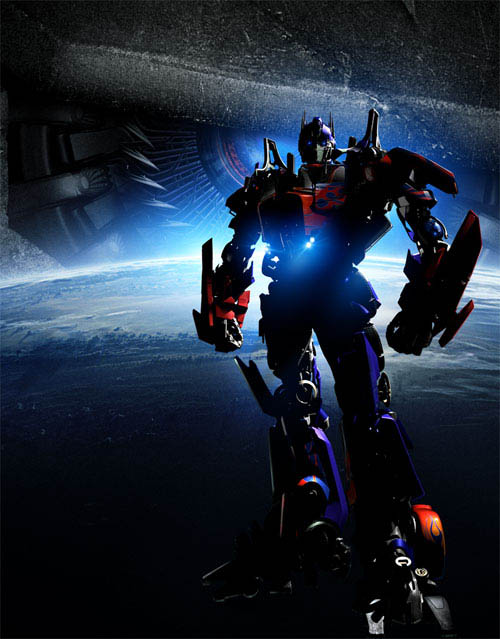 promotional image of Optimus Prime