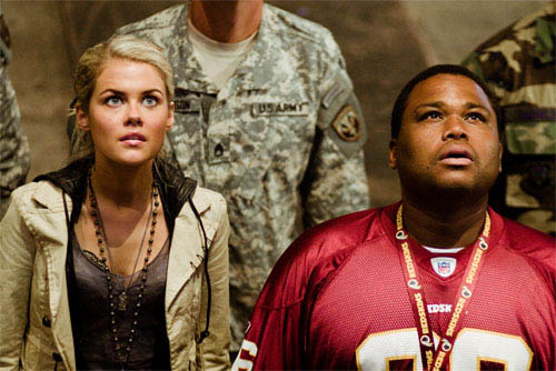 Rachael Taylor and Anthony Anderson get interrogated
