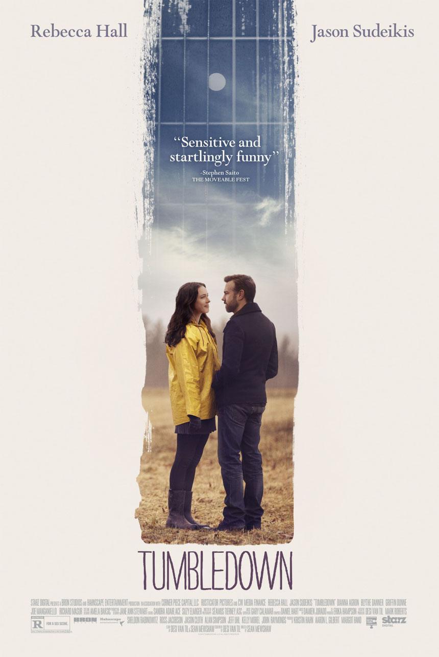Tumbledown Large Poster