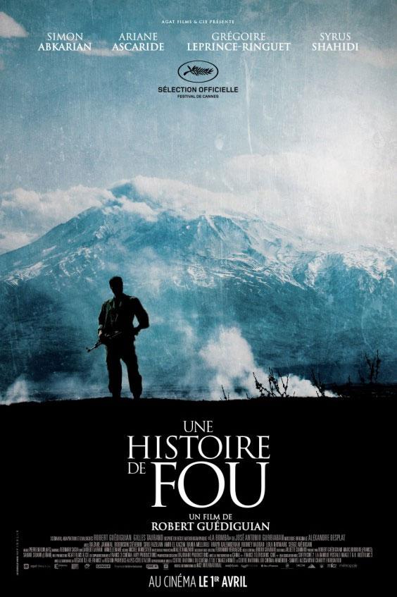 Une histoire de fou Movie Poster
