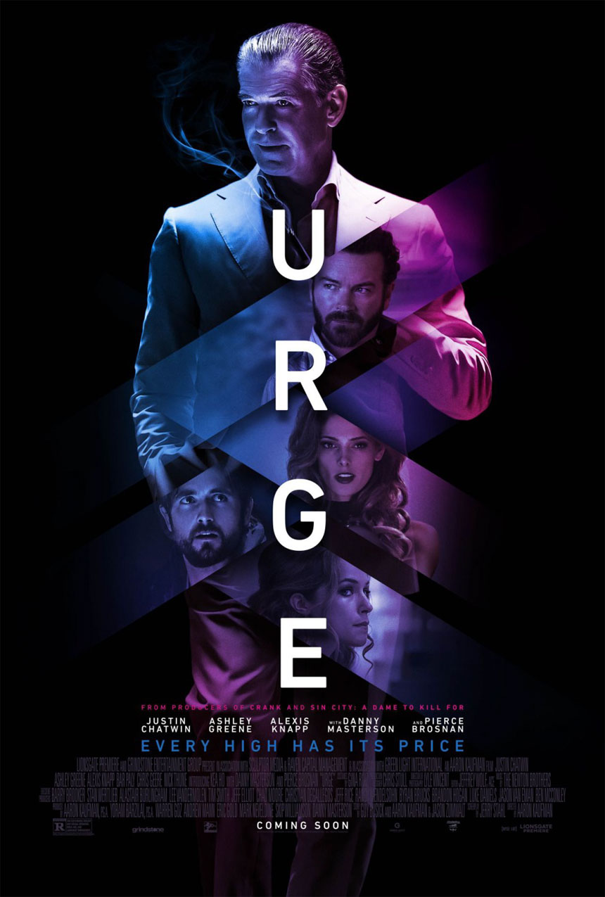 Urge Large Poster