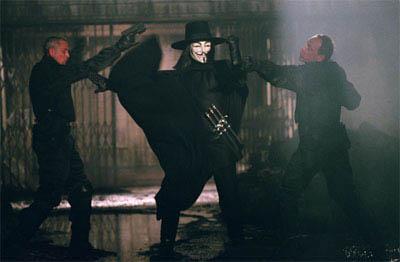 V for Vendetta Photo 17 - Large
