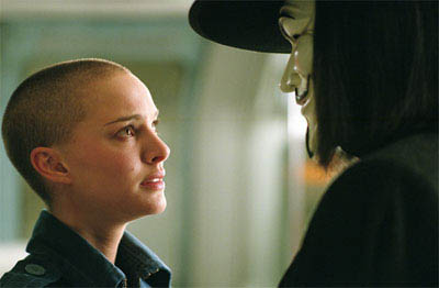 V for Vendetta Photo 21 - Large