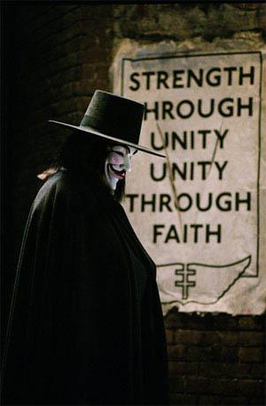 V for Vendetta Photo 40 - Large
