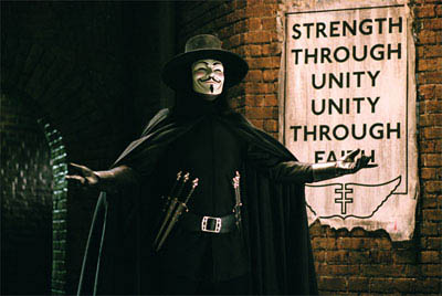 V for Vendetta Photo 29 - Large