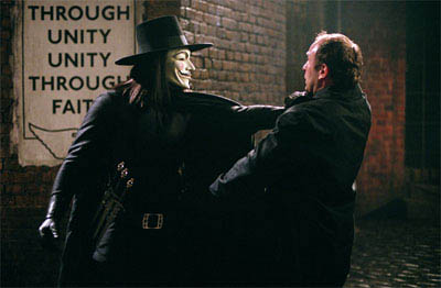 V for Vendetta Photo 11 - Large