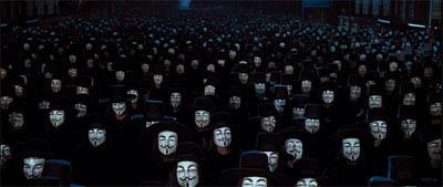 V for Vendetta Photo 2 - Large