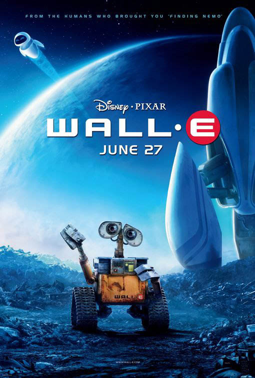 WALL•E Large Poster