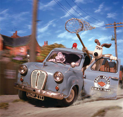 Wallace & Gromit: The Curse of the Were-Rabbit Photo 18 - Large