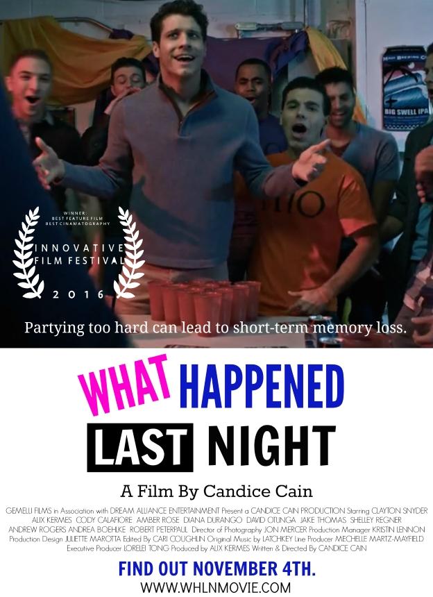 What Happened Last Night Photo 6 - Large