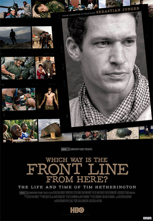 Which Way Is the Front Line from Here? The Life and Time of Tim Hetherington Photo 1 - Large