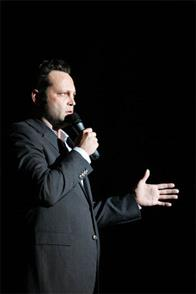 Vince Vaughn's Wild West Comedy Show: 30 Days and 30 Nights - Hollywood to the Heartland Photo 9