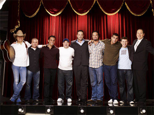 Vince Vaughn's Wild West Comedy Show: 30 Days and 30 Nights - Hollywood to the Heartland Photo 6 - Large