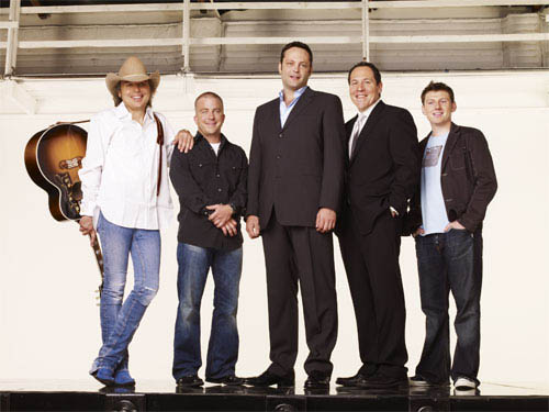 Vince Vaughn's Wild West Comedy Show: 30 Days and 30 Nights - Hollywood to the Heartland Photo 7 - Large