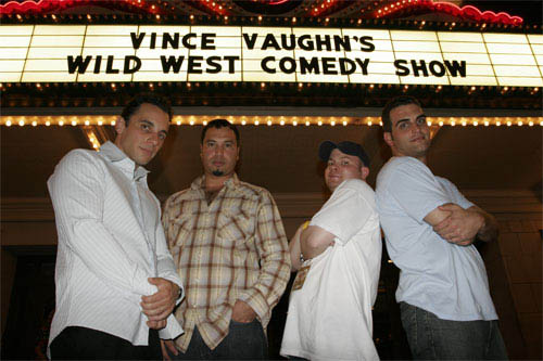 Vince Vaughn's Wild West Comedy Show: 30 Days and 30 Nights - Hollywood to the Heartland Photo 3 - Large