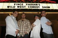 Vince Vaughn's Wild West Comedy Show: 30 Days and 30 Nights - Hollywood to the Heartland Photo 3