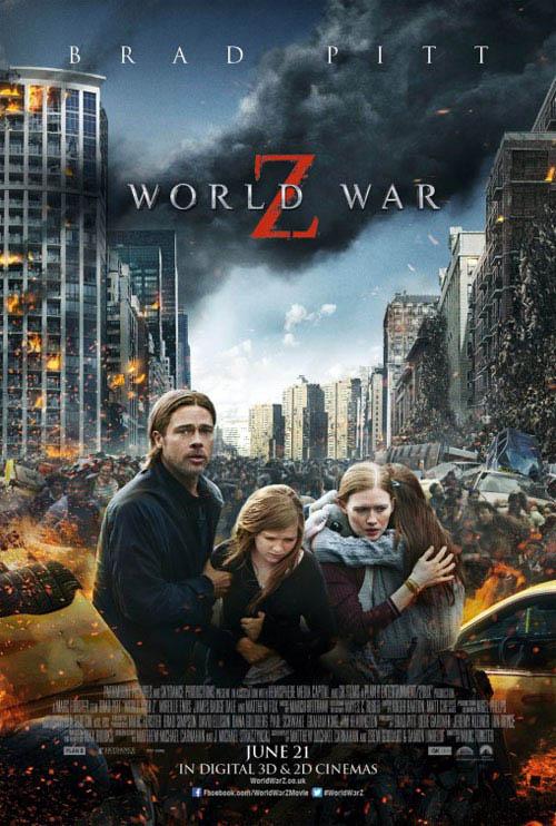 World War Z Photo 1 - Large