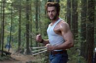 Wolverine (Hugh Jackman) prepares to unleash his berserker rage.