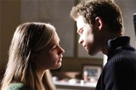 Rogue (Anna Paquin) and Iceman (Shawn Ashmore) test the limitations her mutant powers put on a possible relationship.