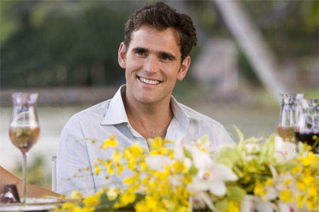 "Carl (MATT DILLON) on the happiest day of his life in the comedy ""You, Me and Dupree"".  - Large"