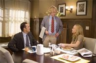 "(L to R) Carl (MATT DILLON), permanent houseguest Dupree (OWEN WILSON) and Carl's wife Molly (KATE HUDSON) enjoy breakfast in the comedy ""You, Me and Dupree""."