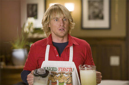 "Permanent houseguest Dupree (OWEN WILSON) has his fiesta interrupted in the comedy ""You, Me and Dupree"". - Large"