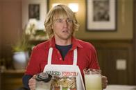 "Permanent houseguest Dupree (OWEN WILSON) has his fiesta interrupted in the comedy ""You, Me and Dupree""."