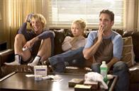 "Permanent houseguest Dupree (OWEN WILSON), Molly (KATE HUDSON) and her husband Carl (MATT DILLON) kick back and relax in the comedy ""You, Me and Dupree""."