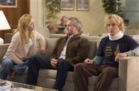 "(L to R) Molly (KATE HUDSON), her doting father Mr. Thompson (MICHAEL DOUGLAS) and recently-wounded Dupree (OWEN WILSON) visit the ER in the comedy ""You, Me and Dupree""."